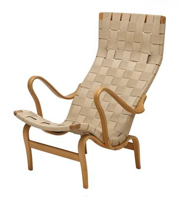 Lot 596 - A 'Pernilla' armchair