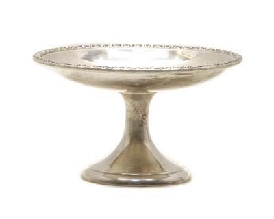 Lot 84 - An American 'Prelude' sterling silver tazza