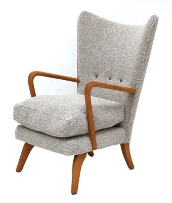 Lot 450 - A 'Bambino' armchair