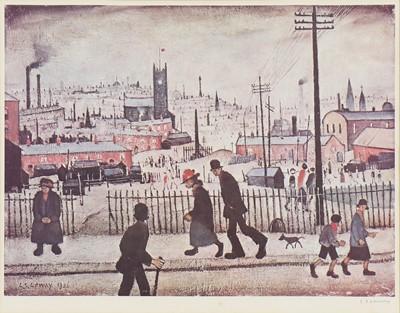 Lot 136 - *Laurence Stephen Lowry RA (1887-1976)