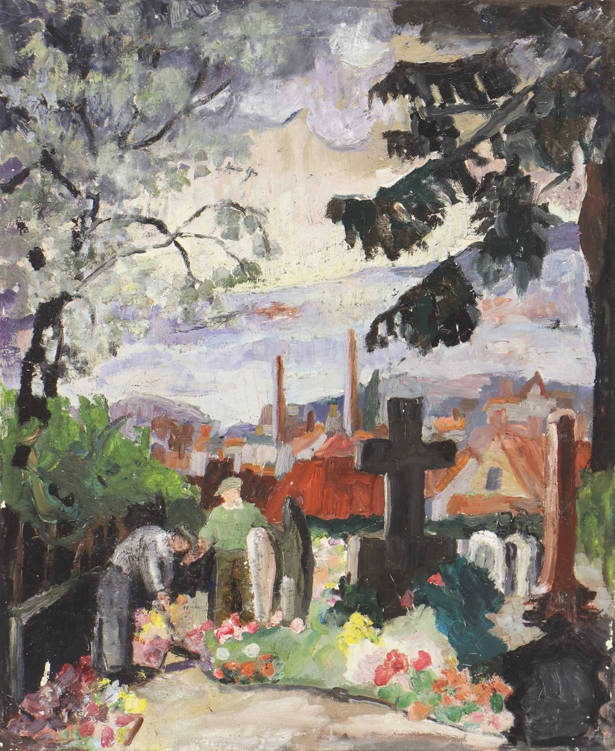 Lot 12 - *Lucy Harwood (1893-1972)