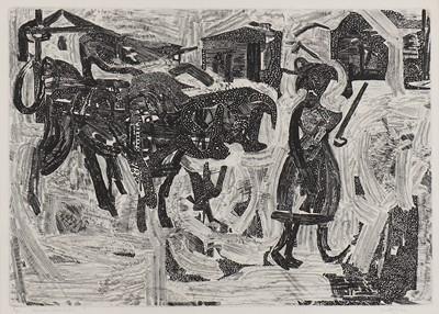 Lot 71 - *Anthony Gross (1905-1984)