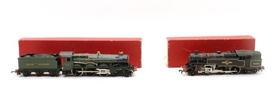 Lot 100 - Two boxed Hornby dublo locomotives