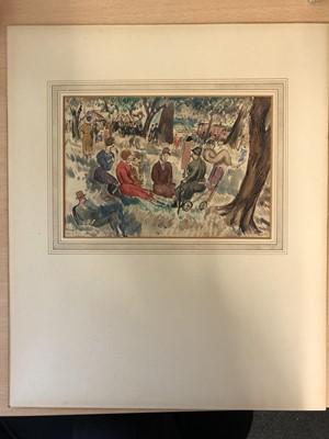 Lot 53 - *Nina Hamnett (1890-1956)