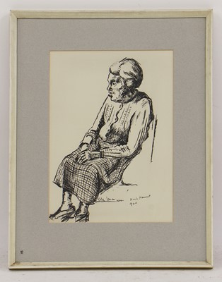 Lot 54 - *Nina Hamnett (1890-1956)