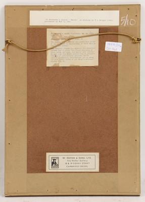 Lot 35 - Frederick Landseer Griggs (1876-1938)