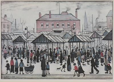 Lot 138 - *Laurence Stephen Lowry RA (1887-1976)