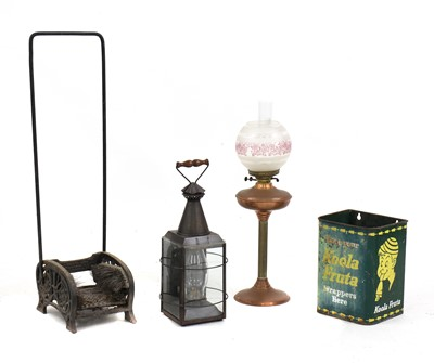 Lot 43A - Miscellaneous items