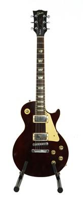 Lot 537 - A 1978 Gibson Les Paul Standard electric guitar