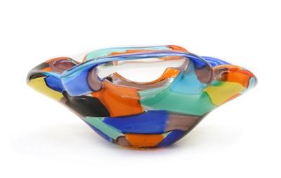 Lot 94 - A glass bowl