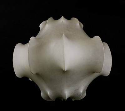 Lot 476 - A 'Cocoon' pendant light
