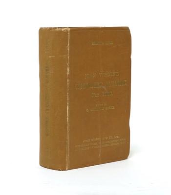 Lot 76 - WISDEN Cricketers' Almanack: 1933