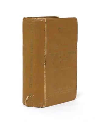 Lot 77 - WISDEN Cricketers' Almanack: 1934