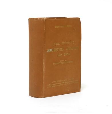 Lot 78 - WISDEN Cricketers' Almanack: 1935