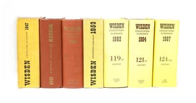 Lot 82 - WISDEN Cricketers' Almanack: 1947