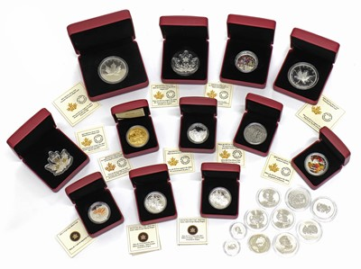 Lot 51 - Coins, Canada, Elizabeth II (1952-)