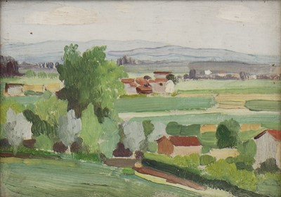 Lot 115 - Adolphe Valette (French, 1876-1942)