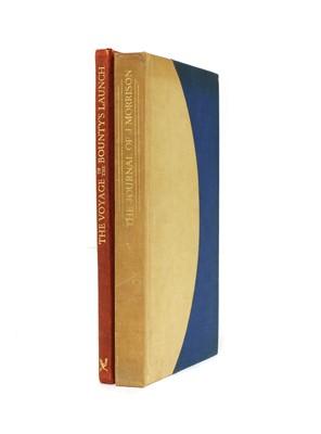 Lot 100 - GOLDEN COCKREL PRESS: 1- The Journal of James Morrison