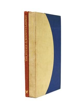 Lot 101 - GOLDEN COCKREL PRESS: 1- The Journal of James Morrison