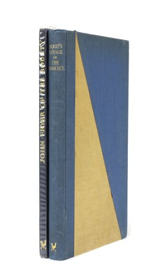 Lot 102 - GOLDEN COCKREL PRESS: 1- BLIGH S VOYAGES IN THE RESOURCE
