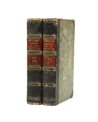 Lot 112 - BEECHEY, Frederick William: Narrative of a Voyage to the Pacific and Beering's Strait