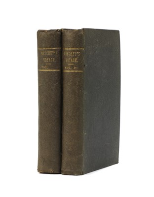 Lot 113 - BEECHEY, Frederick William: Narrative of a Voyage to the Pacific and Beering's Strait