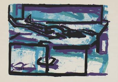 Lot 260 - *Frank Auerbach (German-British, b.1931)