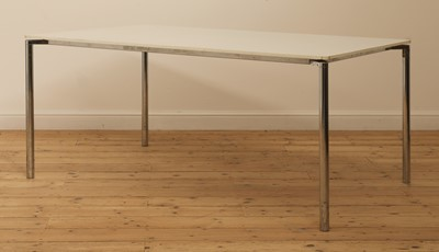 Lot 522 - A modern 'Plano' worktable