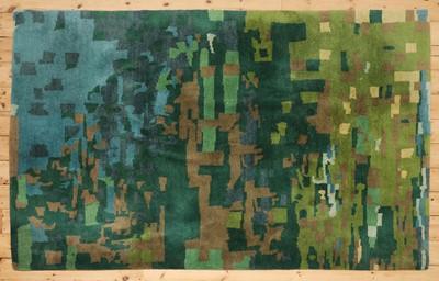 Lot 494 - A Brink & Campman 'Estella Cosmic' wool rug