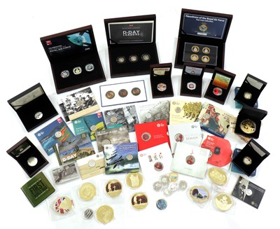 Lot 56 - Coins, Great Britain, Elizabeth II (1952-)