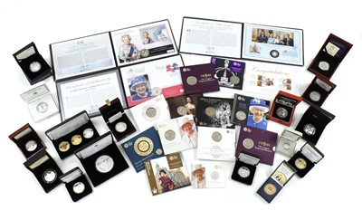 Lot 49 - Coins, Great Britain & World