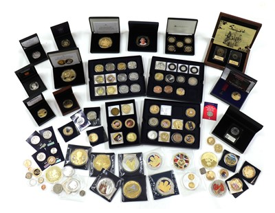 Lot 43 - Coins, Great Britain & World