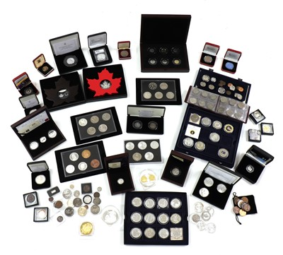Lot 44 - Coins, Great Britain & World