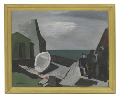 Lot 550 - *Viggo Rohde (Danish, 1900-1976)