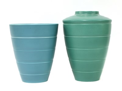 Lot 429 - Two Wedgwood vases