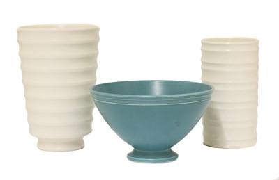 Lot 430 - Three Wedgwood items