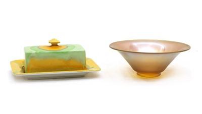 Lot 35 - A WMF Myra glass dish