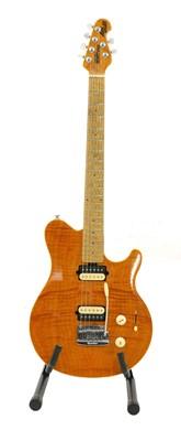 Lot 539 - A 2008 Music Man Axis Super Sport electric guitar