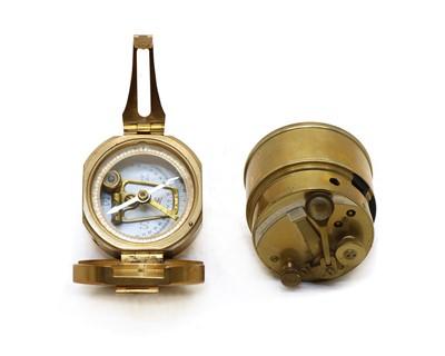 Lot 70 - A marine compass