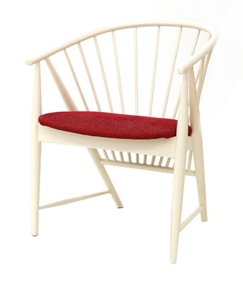 Lot 521 - A Swedish 'Sun Feather' chair