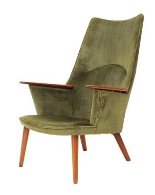 Lot 481 - An 'AP27' lounge chair