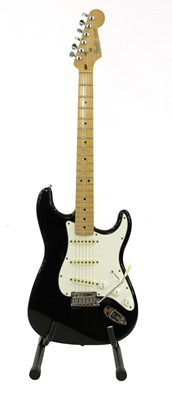 Lot 540 - A 1989 Fender Stratocaster electric guitar