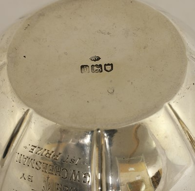 Lot 70 - An Arts and Crafts silver bowl