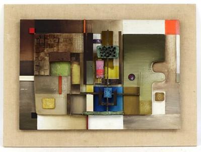 Lot 477 - An abstract wall sculpture