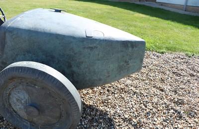 Lot 2 - *A Bugatti Type 35 sculpture