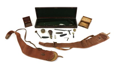 Lot 43A - Assorted shooting accessories