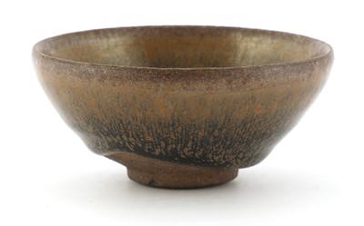 Lot 9 - A Chinese Jian ware tea bowl